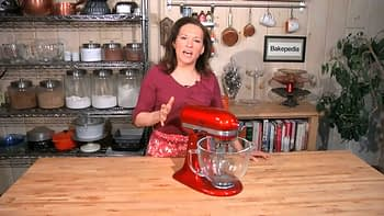 How to Start a Mixer : Sweet Recipes