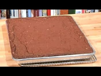How to Make a Large Batch of Brownies