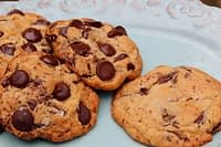 3 day chocolate chip cookies