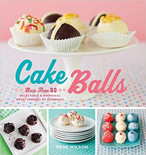 Cover of Cake Balls