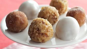 Making Cake Balls Using King Arthur Flour